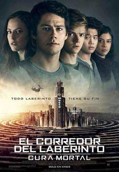 Estreno en España de la película, El corredor del laberinto: La cura mortal -Sinopsis y Trailer de la Película