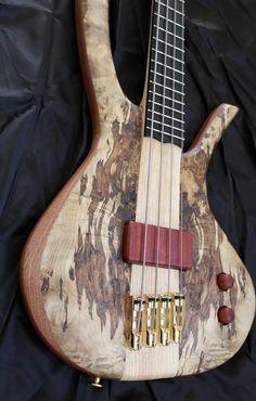 Prometeus Guitars Bass