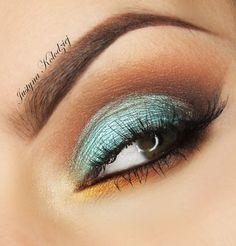 pegasus in bronze Makeup Tutorial - Makeup Geek