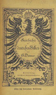 "Image taken from:  Title: ""Geschichte des deutschen Volkes. (Dritter Band vollendet und herausgegeben von E. Stutzer.)"" Author: Dittmar, Gottlob. Contributor: STUTZER, E. Shelfmark: ""British Library HMNTS 9327.dd.6."" Volume: 03 Page: 617 Place of Publishing: Heidelberg Date of Publishing: 1891 Issuance: monographic Identifier: 000952023  Explore: Find this item in the British Library catalogue, 'Explore'. Download the PDF for this book (volume: 03) Image found on b..."
