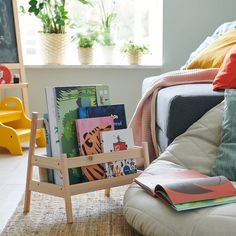 Baby - IKEA Childrens Storage Furniture, Childrens Storage Boxes, Kids Toy Boxes, Book Storage Kids, Cube Storage, Wall Storage, Storage Baskets, Trofast Ikea, Cosy Reading Corner
