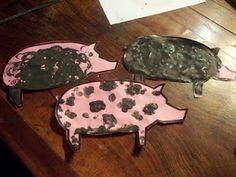 muddy pigs!