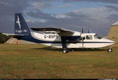 Britten-Norman BN-2 Islander aircraft picture