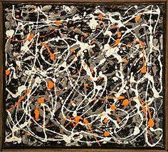 Jackson Pollock [Alleged]