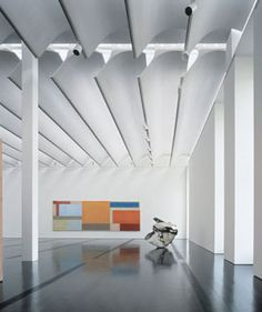 Renzo Piano, Houston Menil Collection