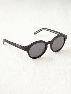 Flowers Polarized Sunglasses - Free People