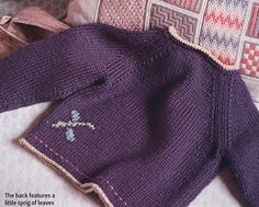 Adorable Jumper For Baby Girls Kimono Rose - entzückender pullover für mädchen kimono rose - adorable pull pour bébé fille kimono rose Baby Knitting Patterns, Knitting For Kids, Lace Knitting, Knit Crochet, Baby Girls, Baby Girl Hats, Baby Girl Blankets, Adrette Outfits, Funny Outfits