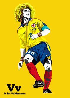 Miniboro Figuras del Fútbol Ilustradas - MF 8