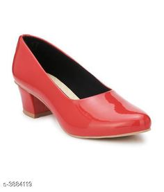 Checkout this latest Bellies & Ballerinas Product Name: *Trendy Women's Comfortable Pumps* Sizes:  IND-4, IND-5, IND-6, IND-7 Country of Origin: India Easy Returns Available In Case Of Any Issue   Catalog Rating: ★4.1 (302)  Catalog Name: Trendy Women's Comfortable Pumps Vol 4 CatalogID_546181 C75-SC1068 Code: 763-3884119-999