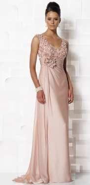 Mon Cheri Mother of the Bride Dress 112646 Mini-Thumbnail