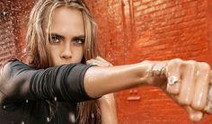 Puma apresenta Cara Delevingne como estrela da sua nova campanha