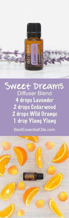 Sweet Dreams doTERRA Diffuser Blend