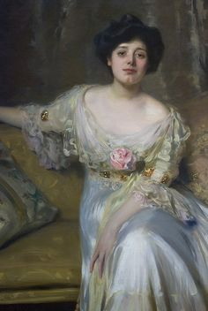 Julia Marlowe, 1901    Irving Ramsay Wiles