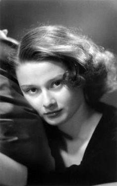 Audrey Hepburn (sixteen years old) photographed byGodfried de Groot circa 1945. http://rareaudreyhepburn.tumblr.com/