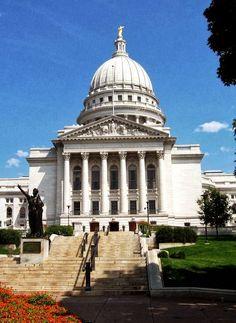 Travel Madison, Wisconsin - Cheer and Cherry