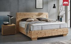 Bett ADA Pure Pine 3 Sofa, Pine, Pure Products, Furniture, Home Decor, Mattress, Beds, Pine Tree, Couch