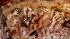 Painted caves | The People of a Forgotten World