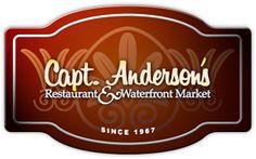 Capt. Anderson's Restaurant & Waterfront Seafood Market -  Panama City Beach, FL