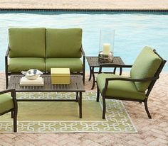 Green Macys Outdoor Patio Furniture