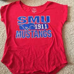School Spirit Sweatshirt Southern Methodist University Girls Pullover Hoodie Prime