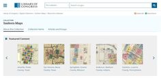 UpFront with NGS: Library of Congress has put Sanborn Insurance Maps Online (FREE for anyone to access!)