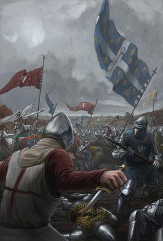Ritter - Knight - Chevalier - Paladin - Guerrier - Templier -Templar - Templer…