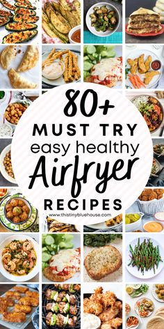 Here are delicious and healthy air fryer recipes that your family will just love. These easy best air fryer recipes are a guaranteed hit! Best Crockpot Recipes, Beef Recipes, Healthy Recipes, Ramen Recipes, Carrot Recipes, Cauliflower Recipes, Sausage Recipes, Delicious Recipes, Salad Recipes