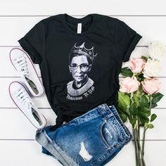Notorious RBG Funny Progressive Liberal Ruth Bader Ginsburg t shirt