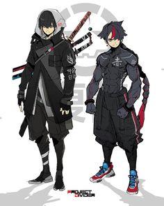 Fantasy Character Design, Character Design Inspiration, Character Concept, Character Art, Concept Art, Black Anime Characters, Manga Characters, Fantasy Characters, Futuristic Samurai