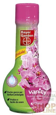 BAYER VANITY CONCIME LIQUIDO PER ORCHIDEE ML. 175 https://www.chiaradecaria.it/it/fertilizzanti/1261-bayer-vanity-concime-liquido-per-orchidee-ml-175-8000560883497.html