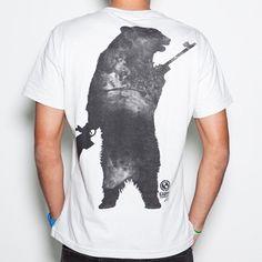 Camiseta masculina RIFLE