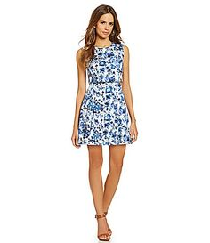 Gianni Bini Venice Dress #Dillards