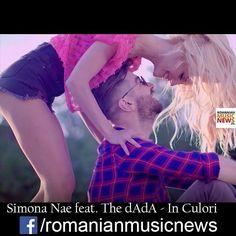 #simonanae #dada #inculori #romanianlatestmusicnews #romanianmusic #romanians #romania