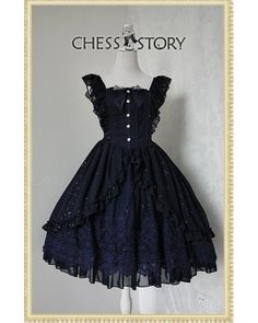 ❤ Beautiful top quality le ballet embroidery lace lolita jsk dress, luxury version.❤