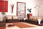 Modern Lounge by Adam decoración