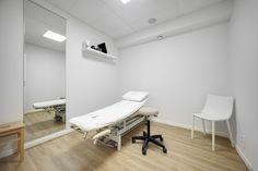 Kinesitherapie praktijkruimte