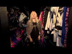 My Closet With Emilia de Poret - H Fashion Video - YouTube