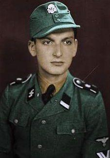 Rottenführer der Waffen SS Panzer Division Leibstandarte SS Adolf Hitler