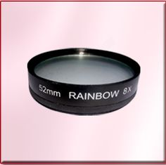 camera filter rainbow