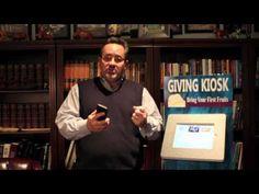 Offering Kiosk..