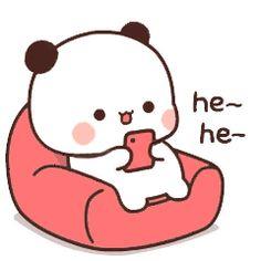 Cute Anime Cat, Cute Bunny Cartoon, Cute Kawaii Animals, Cute Cartoon Pictures, Cute Love Pictures, Cute Panda Wallpaper, Cute Disney Wallpaper, Cute Cartoon Wallpapers, Cute Bear Drawings