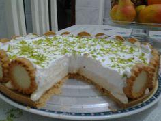 Torta de limão da Maya