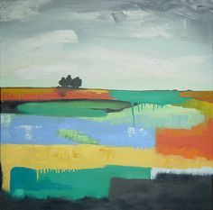 painting. landscape.