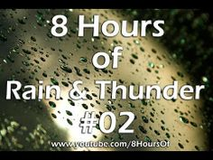 8 Hours of relaxing rain thunder. If you listen to this during sleep or meditation you will feel peaceful and calm. Great for tinnitus meditation or when you study.  Please like, subscribe and comment if you enjoyed this video. It will really help me out a lot. :)  http://www.youtube.com/subscription_center?add_user=8hoursof #meditation #sleep #yoga #tinnitus #health