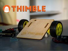 Thimble: Learn & Build Electronics w/ Monthly Delivered Kits by Oscar Pedroso and David Brenner —Kickstarter