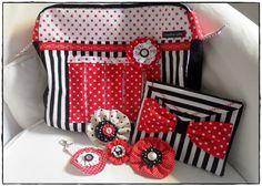 Rockabilly <3 Retro, Bunt, Rockabilly, Diaper Bag, Vintage, Fashion, Moda, Fashion Styles, Diaper Bags