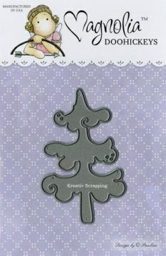 MAGNOLIA DOOHICKEY DIES - SCD11 - SPRUCE Nydelig diesMAGNOLIADOOHICKEY DIES,i serienMAGNOLIA - SWEET CHRISTMAS DREAMS 2011.Dies passer til de fleste kuttemaskiner som Cuttlebug, eBosser, Sizzix Big Shot, Vagabond, Epic Six. MAGNOLIA-Sweet Christmas Dreams Collection: DooHickeys. DooHickeys are steel dies that can be used in most any die-cutting machine that accepts wafer-thin dies. The designs are adorable and will look right at home in any ...