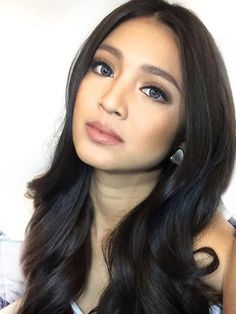 Tips For Changing Your Hairstyle. If you like your hairdo, there's no reason to agonize over making a s Nadine Lustre, Exotic Beaches, Tropical Beaches, Make Up Tricks, Liza Soberano, Jadine, Asian Hair, Monica Bellucci, Filipina