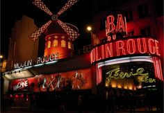 Moulin Rouge on City is Yours http://www.cityisyours.com/bucket/146493/paris-in-a-weekend/