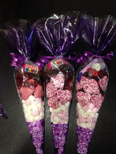 24 Purple Wedding Favors With A By BabyEssentialsByMel On Etsy